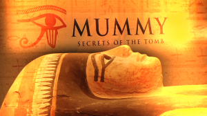 SS Secrets Of The Tomb with Dr John Taylor