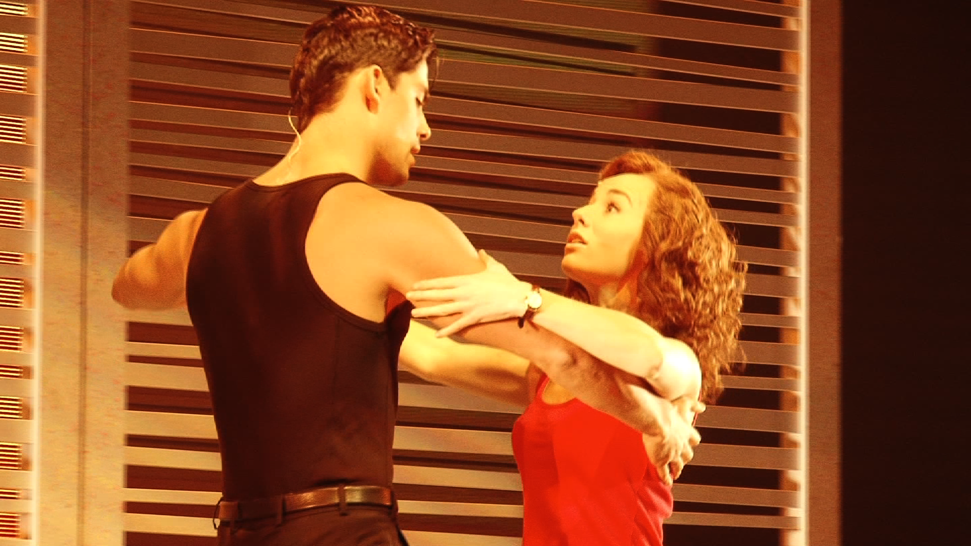 "[Showcase] Dirty Dancing musical – ""Hungry Eyes"""