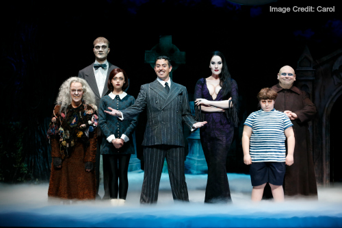 [Review] The Addams Family descends with a talented cast and superb music