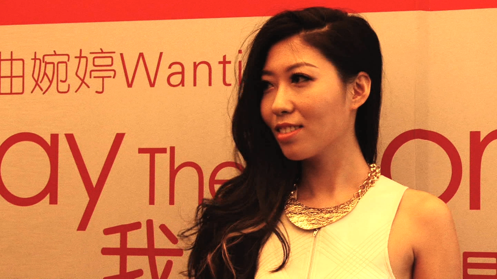 [Press Conference] Qu Wanting (曲婉婷) – In Singapore 2014 (Part 2)