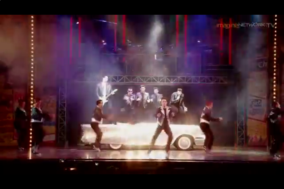"[Showcase] GREASE musical – ""Grease Lightning"""