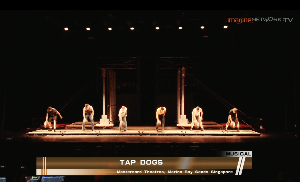 [Showcase] Tap Dogs – Excerpt #2