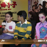 [Interview] Child actors of Wayang Boy explain their roles in the film