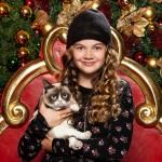 Internet meme sensation Grumpy Cat stars in live-action film