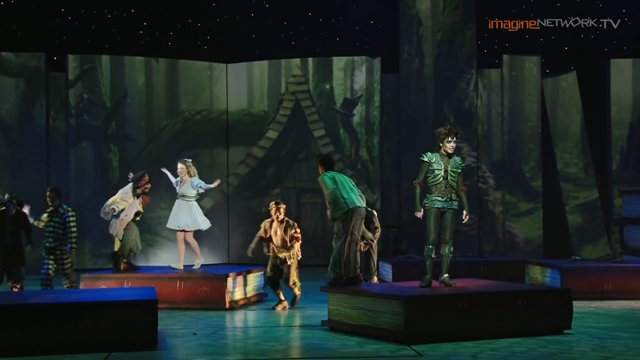 [Interview] Peter Pan: The Never Ending Story – Sandor Sturbl as Peter Pan and Lily-Jane Young as Wendy
