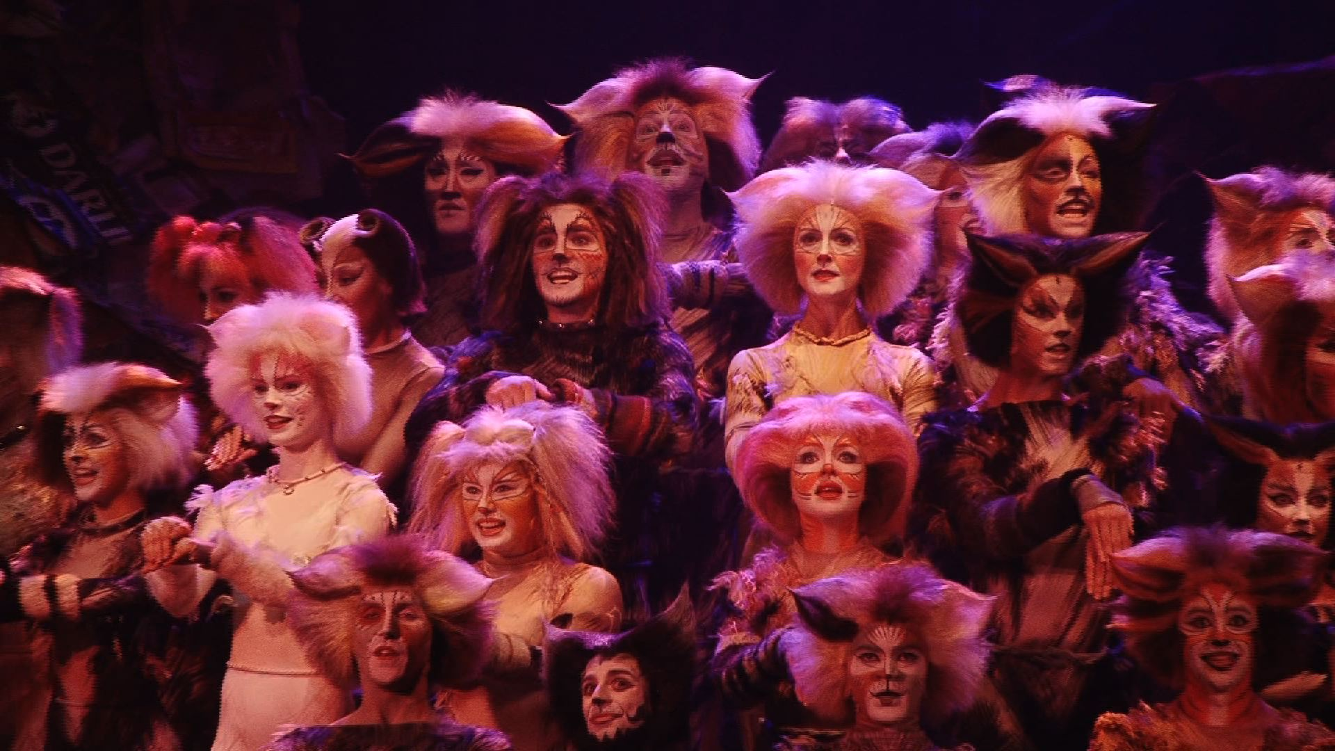 "[Showcase] CATS – ""Jellicle Songs for Jellicle Cats"""