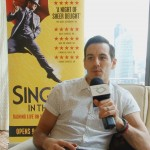[Interview] Singin in the Rain musical – Grant Almirall as Don Lockwood