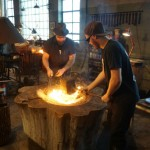 Family of blacksmiths the focus of new TV series